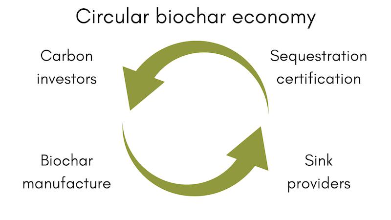 Circular Biochar Economy